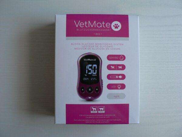 VetMate Blutzucker Messgerät
